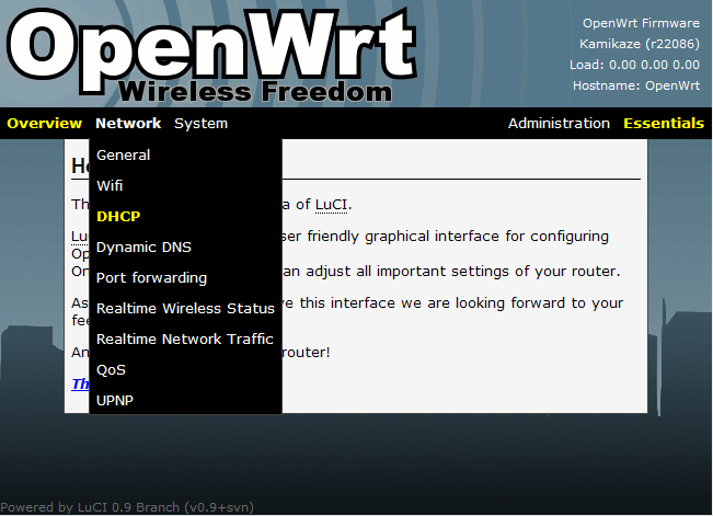 Openwrt Port Forwarding