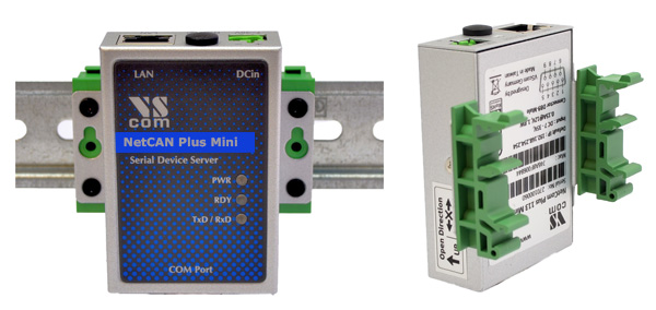 NetCAN Plus 110 Mini (Replaced by NetCAN Plus 110) - Vision