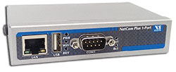 VScom ModGate+ (Plus) 113, a single port Gateway from Modbus/RTU/ASCII to Modbus/TCP